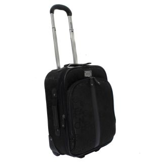Kenneth Cole Reaction Taking Flight 17 inch Black Expandable Carry