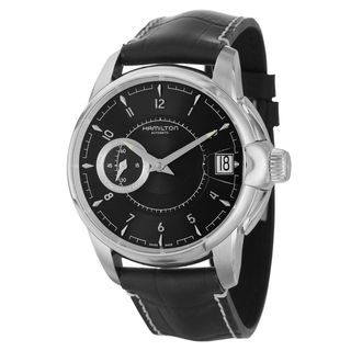 Hamilton Mens American Classic Stainless Steel Swiss Automatic