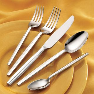 Delta 20 piece Forged Stainless Steel Flatware Set