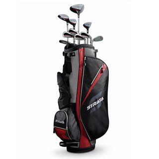 Callaway Mens Strata 13 Piece Golf Complete Set