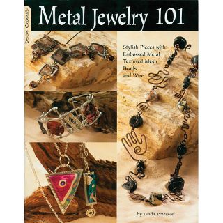 Design Originals Metal Jewelry 101 19 page Book