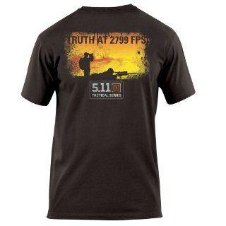 5.11 #40088I 2799 FPS Short Sleeve Logo Tee Shirt (Black