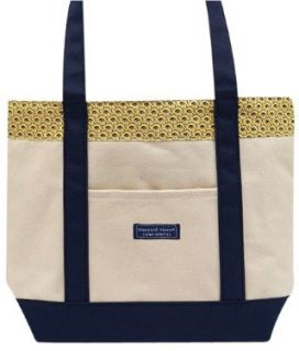 Iowa Hawkeyes Tote Bag, Yellow
