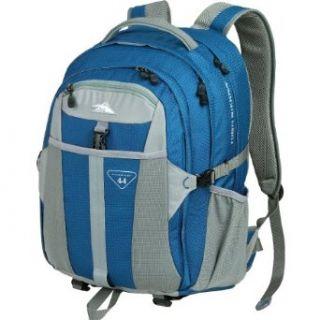 High Sierra Allegiant Backpack, Pacific/Ash Clothing