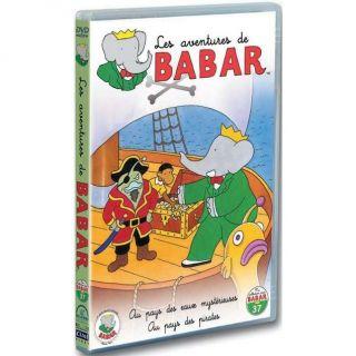 Babar vol. 37  au pays desen DVD FILM pas cher