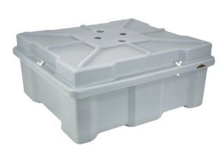 Moeller Roto Molded Marine Battery Box (Two 8D Batteries