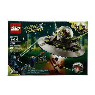 LEGO 4612198 UFO Abduction Toy Set