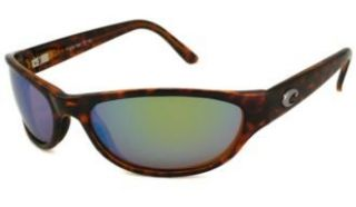 Tail Sunglasses   Tortoise Frame   Green Mirror Glass Lens Shoes