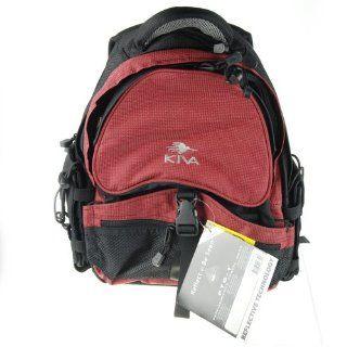 Kiva Tri Ang Computer Pack 1.0 Backpack Bag Red Sports