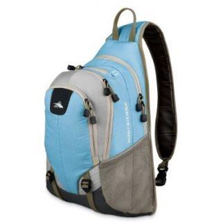 High Sierra Deuce Backpack (Glacier/Silver/Charcoal