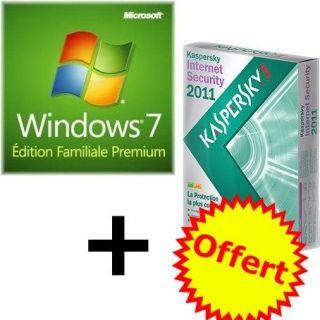 / Vente PACK LOGICIEL MS W7 Premium OEM 64 bits