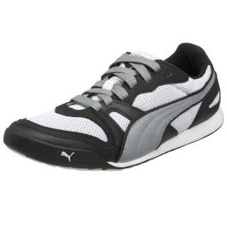 PUMA Mens HawaII Xt Sneaker,White/Gray/Black,7.5 D Shoes