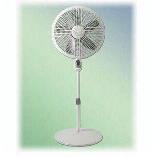 Lasko 1850 18 inch Pedestal Fan with Remote Control