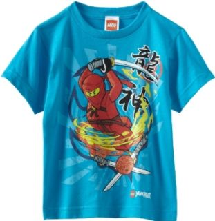 Lego Ninjago Kai Spin Attack Boys T shirt Clothing