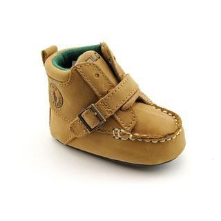 Ralph Lauren Layette Boys Ranger Hi Nubuck Boots