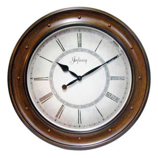 Infinity Auckland 22 inch Wall Clock