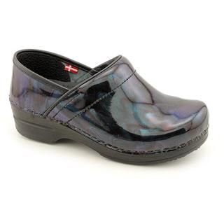 Sanita Womens Acasia Patent Leather Casual Shoes