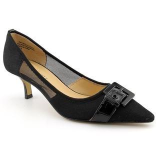 Karen Scott Womens Drea Basic Textile Dress Shoes (Size 6.5