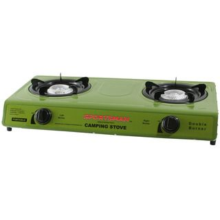 Buffalo Tools Dual burner Gas Stove