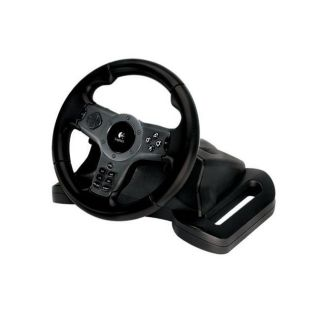 Logitech Driving Force Wireless Wheel for Sony PS3 (Refurbished