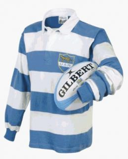 HALBRO ARGENTINA OLD STYLE JERSEY (SKY/WHITE) LONG SLEEVE
