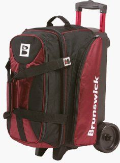 Flash 2 Ball Roller Pink / Black Bowling Bag Sports