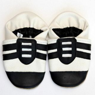 Baby Pie Golf Style Leather Boys Shoes