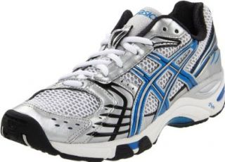 GEL Intensity Cross Training Shoe,Silver/Royal/White,7.5 D US Shoes