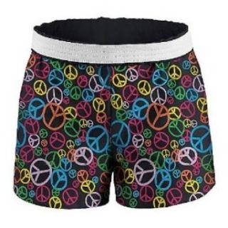 MJ Soffe Juniors Printed Soffe Short Clothing