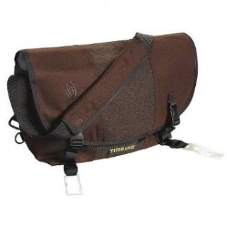 Timbuk2 Classic Wool Messenger Bag   Chocolate/Brown