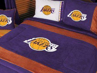 LA   Los Angeles Lakers Bedding Set NBA   8 pc. QUEEN