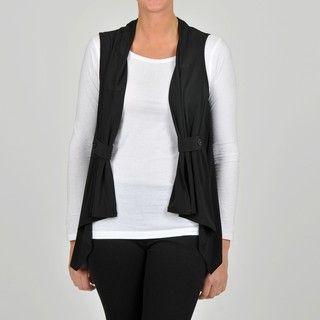 Lennie for Nina Leonard Womens Fashion Vest