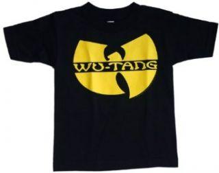 Wu Tang Clan   Toddler Logo Baby Wear Clothing