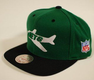 Mitchell & Ness New York Jets Throwbacks Wool 2 Tone