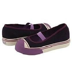 Morgan&Milo Kids Abby MJ (Toddler) Grape Athletic