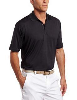 Antigua Mens Phoenix Desert Dry Short Sleeve Shirt, Smoke