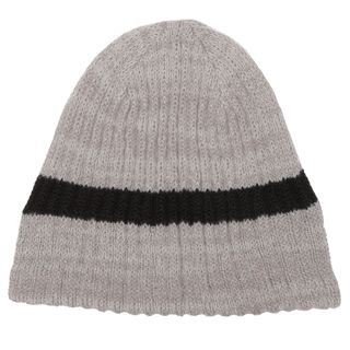 Minus33 Unisex Timber Tan Stripe Merino Wool Lightweight Beanie Hat