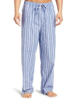 Nautica Mens Sultan Stripe Woven Pant: Clothing