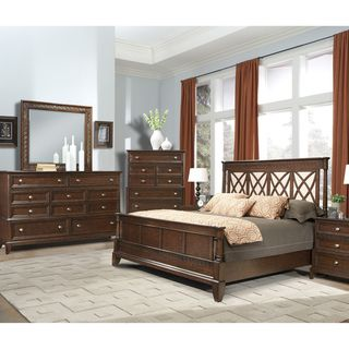 Vaughan Jackson Square 3 piece Queen Bedroom Se