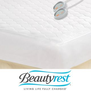 Beautyrest Queen size Heated Electric Mattress Pad