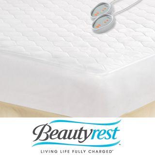 Beautyrest Queen size Heated Electric Mattress Pad
