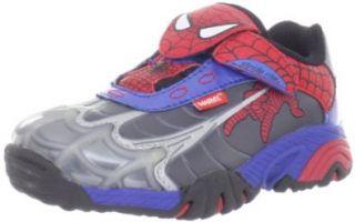 Spider Man Spidey Sense Lighted Sneaker (Toddler/Little Kid) Shoes