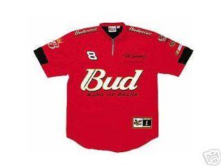 Dale Earnhardt Jr. NASCAR Red Pit Crew Jersey Shirt
