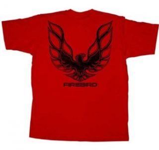 General Motors Wing Bird Mens Red T shirt XL Clothing