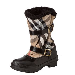 Burberry 3712018 House Check Snow Boot