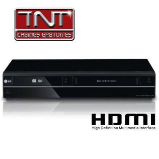 LG RCT689H Graveur DVD lecteur VHS   Achat / Vente MAGNETOSCOPE