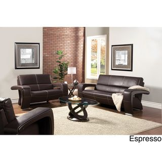 Enitial Lab Two piece Sofa and Loveseat Set