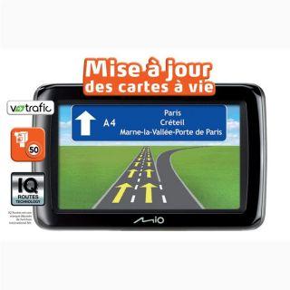 GPS Mio Spirit 485 Europe 44 CAV   Achat / Vente GPS AUTONOME GPS Mio