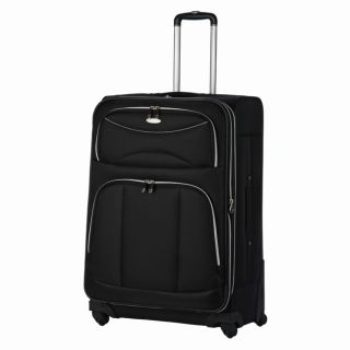 Samsonite Silver Zipper 29 inch Spinner Upright
