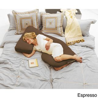 Todays Mom Cozy Cuddler Pregnancy Pillow